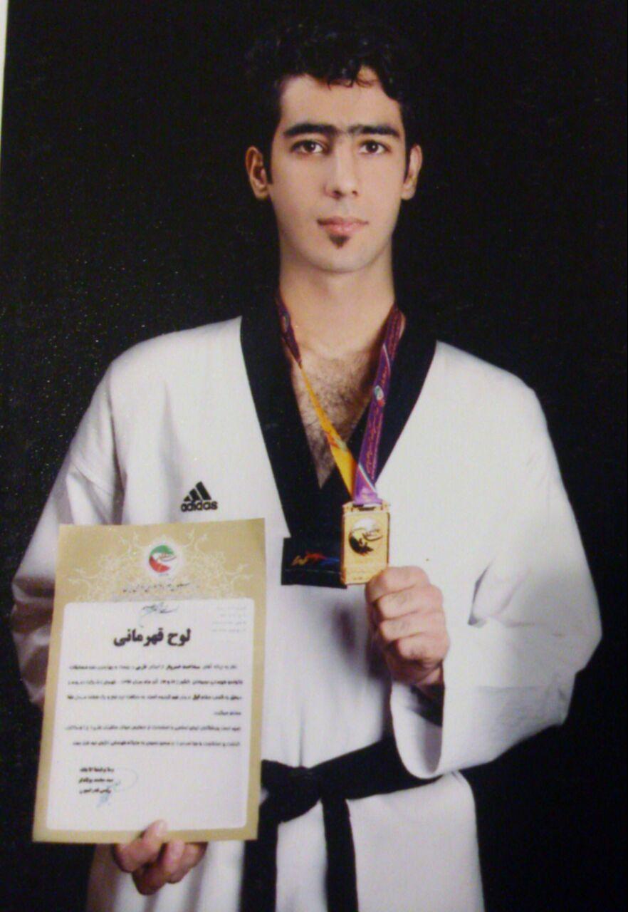 سید احمد خسروفر